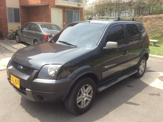 Ford Eco Sport 5 Puertas 4x4