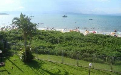 Oportunidade Única: Casa Frente Mar Com 3 Suítes E Pé Na Areia Em Um Terreno De 1000m² Na Praia Da Cachoeira Do Bom Jesus Em Florianópolis!