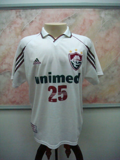 Camisa Futebol Fluminense Rio Janeiro adidas Jogo 2064