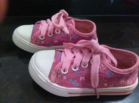 Zapato Deportivo Para Niña