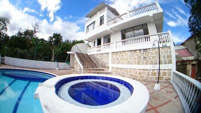 Vendo Espéctacular Casa Quinta Mesitas-piscina-bbq