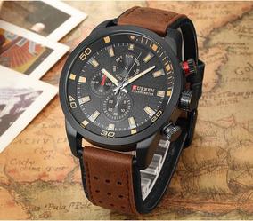 Relógio Currem A Prova D Água 30m Original