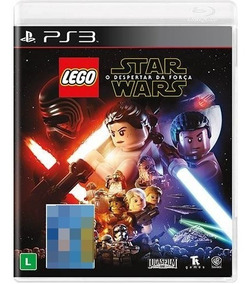 Lego Star Wars Ps3 Code Comprou Chegou