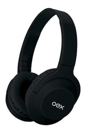 Headset Flow Hs207 Preto 48.5846 Oex