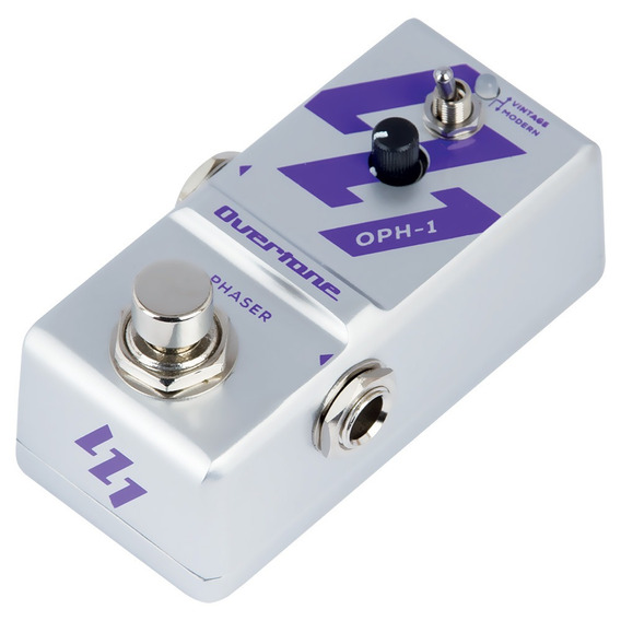 Pedal De Efeito Overtone Phase Oph-1 - Riff Music