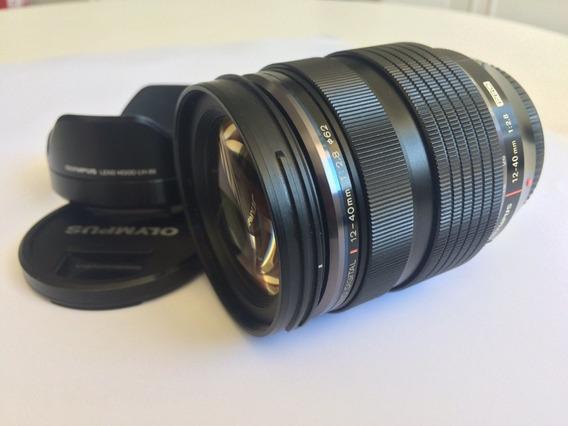 Lente Olympus 12-40mm F2.8 Pro M4/3 Mft Panasonic Bmpcc4k