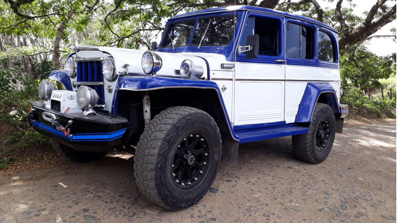 Jeep Willys Station Wagon Clasico