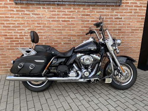 Harley Davidson Road King 2012 Com Susp A Ar E Marcha Ré