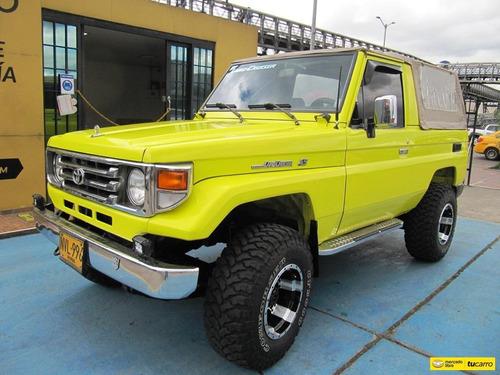 Toyota Land Cruiser 4500cc Mt Carpado