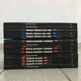 Livros Ftd 360° Geografia, História E Biologia