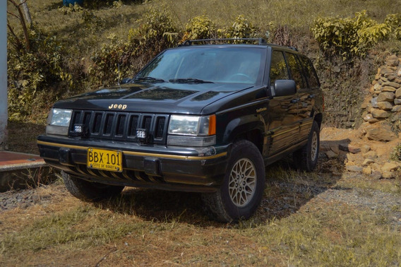 Jeep Grand Cheroke 93 Limited 4x4
