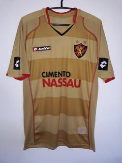 Camisa Do Sport Recife 2009 (lotto) Libertadores