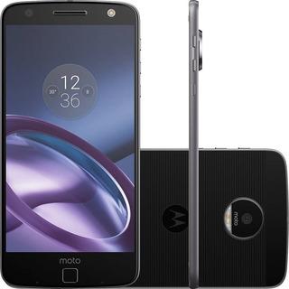 Smartphone Motorola Moto Z Dual 64gb Edition Xt1650-03 - Sem