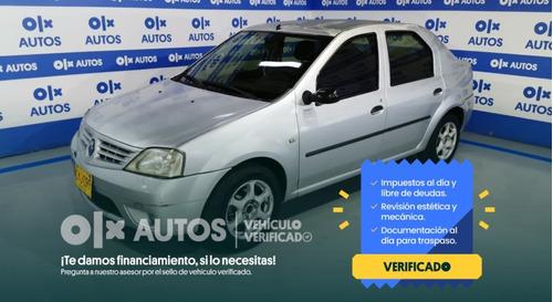 Renault-logan-expression Nd Mt 1.6l Aa 4x2-2008