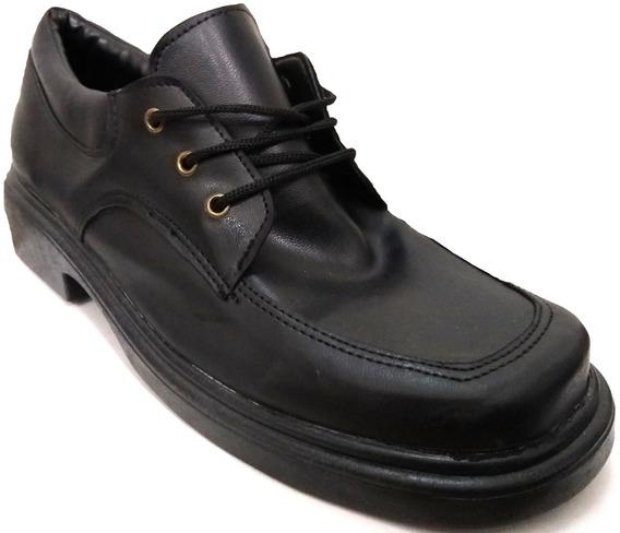 Zapato Escolar De Niño Art 350