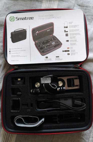 Semi-novo Dji Osmo Pocket + Kit Completo De Acessórios