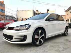 Volkswagen Golf Gti 2016 Turbo Fender Dsg Posible Cambio