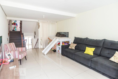 Casa Em Condomínio Com 3 Dormitórios E 2 Garagens - Id: 892868666 - 168666