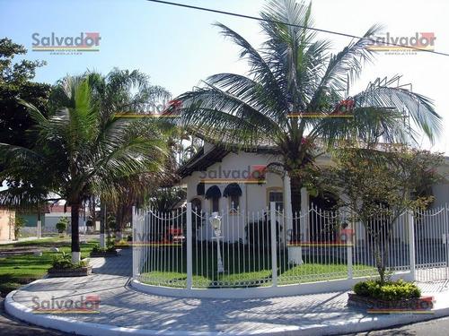 Casa Térrea No Balneário Flórida - Praia Grande - 1974