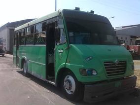 Autobus Cortito Eurocar Inter Maquina Mecanica 31 Plastico