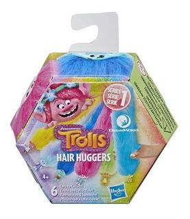 Trolls Hair Huggers Coleccionables Hasbro E5117 Educando