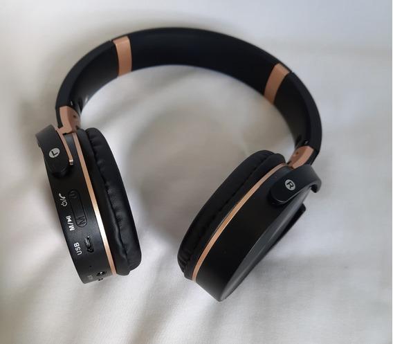 Fone De Ouvido Sem Fio Bluetooth Com Graves Top Frete Gratis