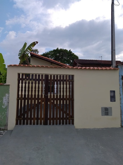 Casa Nova Em Mongaguá Independente E Isolada