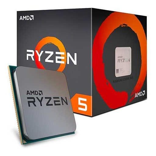 Processador Amd Ryzen 5 1400 Quad-core 3.2ghz / 3.4ghz Turbo