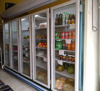 Refrigerador Expositor (5 Portas) - 1 Ano De Uso