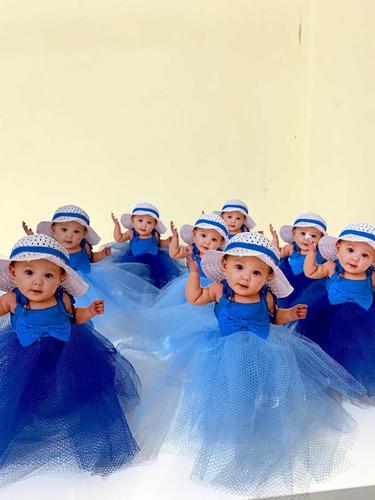Imagem 1 de 4 de Tubetes Personalizados Com Busto Princesas