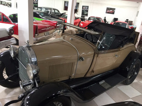 Ford 1928 - Model A Roadster