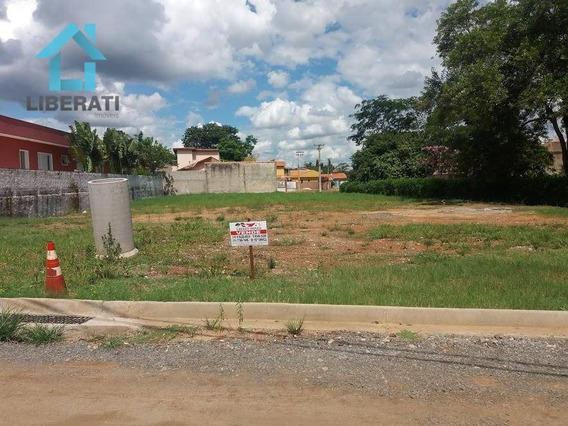Excelente Terreno No Condomínio Haras Vitória - Centro Da Cidade - Te0275