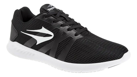Zapatillas Topper Strong Pace Negro - Corner Deportes