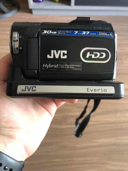 Vendo Câmera Jvc