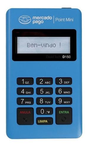 Imagem 1 de 1 de Máquina De Cartão Point Mini Do Mercado Pago Aproximação Nfc