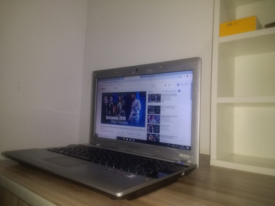 Notbook Samsung Rv 415 4g Memória Hd 500