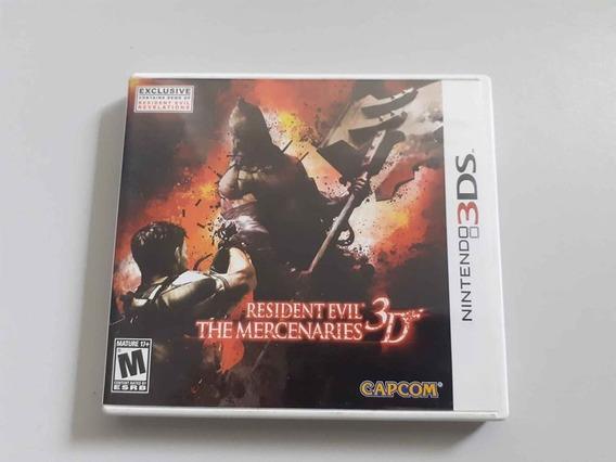 Resident Evil Para Nintendo 3ds