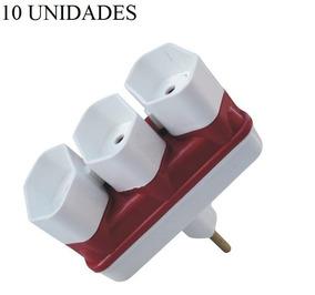 10 Unidades - Beijamin 3 Saídas Modelo Antigo