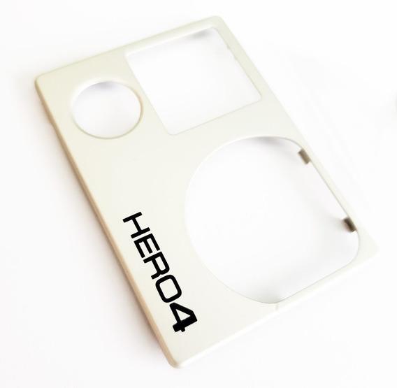 Faceplate Gopro Hero 4 - Original / Usada - Com Marcas
