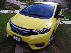 Honda Fit 1.5 Cool Mt 5 Marchas 2016