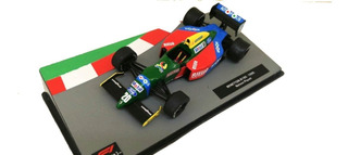Formula 1 Salvat - Nº 73 Benetton B190