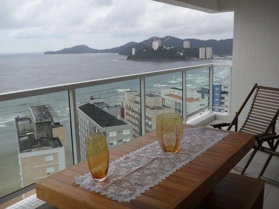 Apartamento Em José Menino, Santos/sp De 134m² 4 Quartos À Venda Por R$ 1.500.000,00 - Ap85171