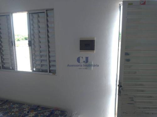 Kitnet Com 1 Dormitório Para Alugar, 17 M² Por R$ 700,00/mês - Jardim Gonçalves - Sorocaba/sp - Kn0016