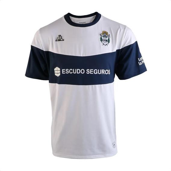Camiseta Le Coq Gimnasia De La Plata Titular 2019 Hombre N10