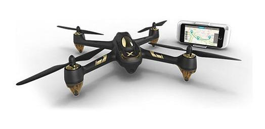 Hubsan X4 Air H501a Wifi Gps Sem Escova Com Câmera Hd 1080p