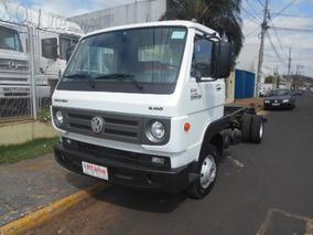 Vw 8 160 8 150 2014 Chassis Doc Baú Itália Caminhões