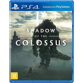 Jogo Shadow Of The Colossus Playstation 4 Ps4 Português