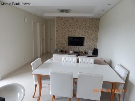Apartamento No Condomínio Scalla - Engordadouro - Jundiaí - Ap04371 - 34827004