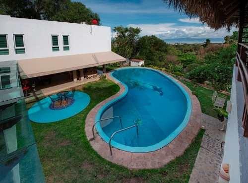 Única En La Zona, Vista Al Lago !!! Chapala Haciendas