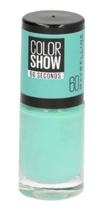 Esmalte De Uñas Maybelline Color Show 60 Seconds Importado